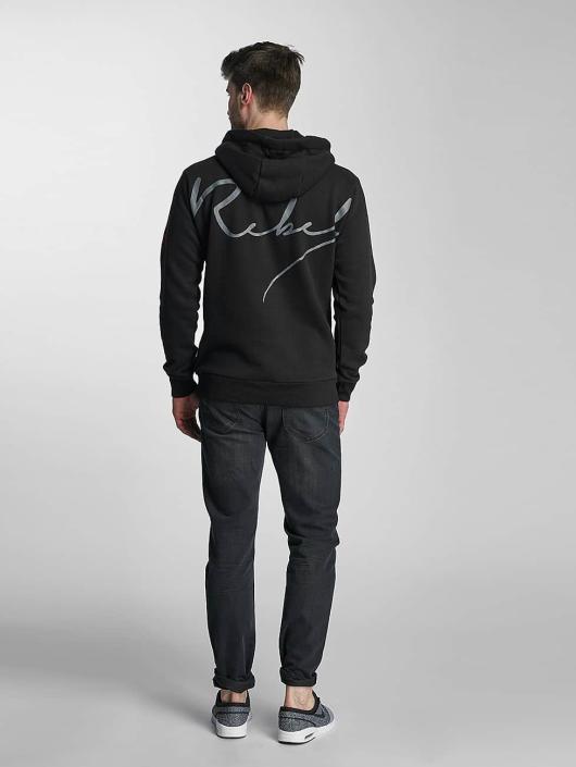 Sky Rebel Hoodie Jord black