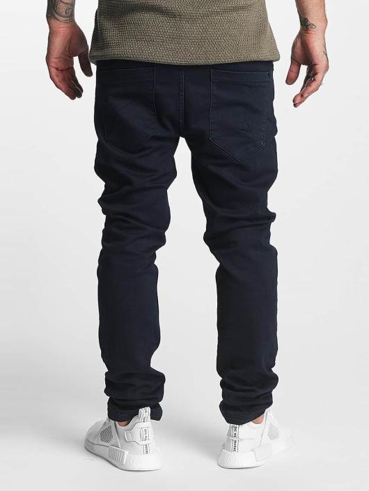 Sky Rebel Jean coupe droite Elay Jogger bleu