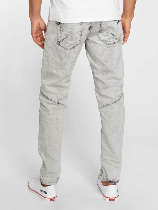 Sky Rebel Jean coupe droite Elay gris