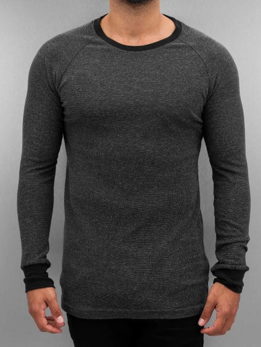Sky Rebel Longsleeve Raglan black