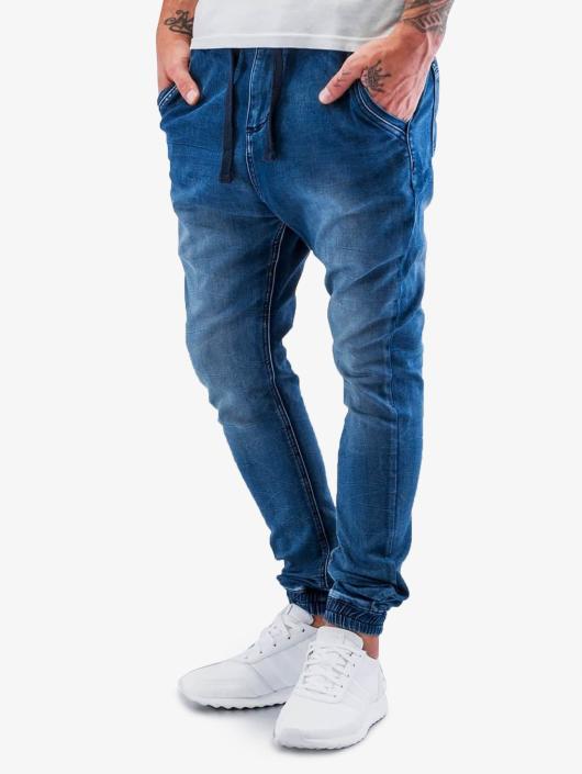 Sky Rebel Sweat Pant Sweat Denim Optics blue