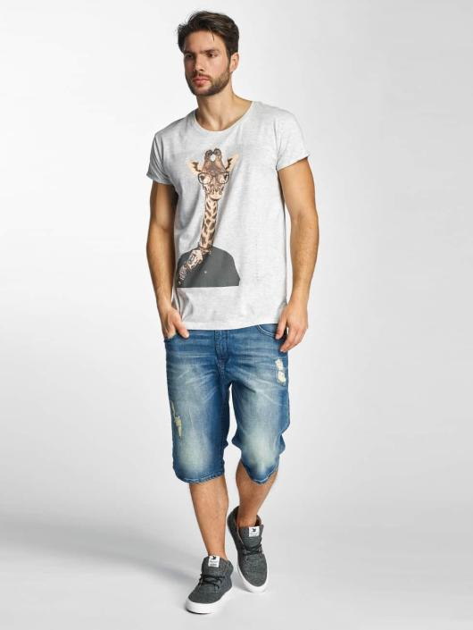 Sky Rebel T-Shirt Luke grau