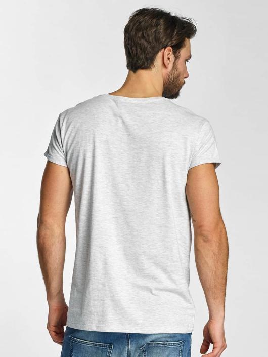 Rebel Gris shirt 345720 Homme Luke T Sky 0wNnkXP8O