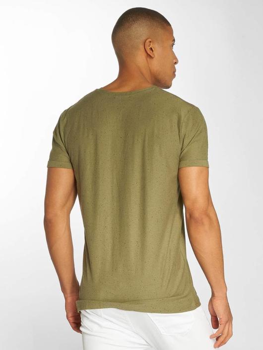 Sky Rebel T-Shirt Jannis olive