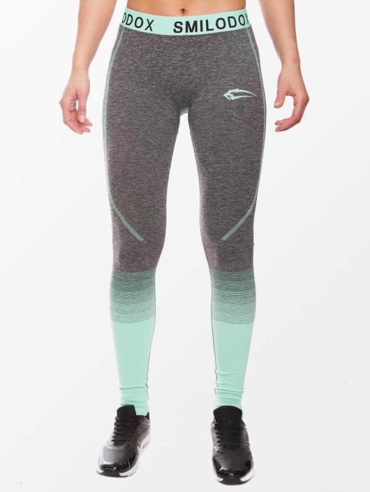 Smilodox Leggings/Treggings Vogue gray