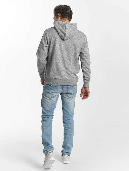 Solid Hoodies Decode Print grå