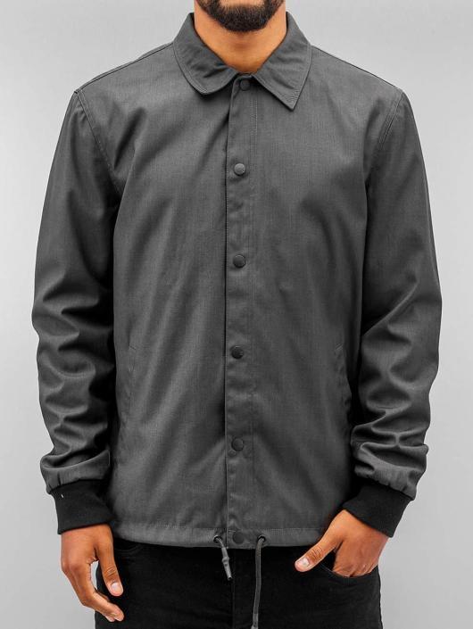 Solid Lightweight Jacket Errling gray