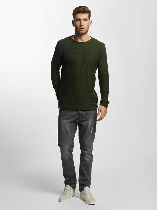Solid Puserot Jarah Knit vihreä