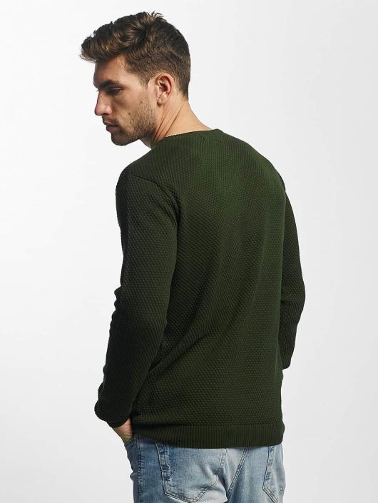 Solid Puserot Gyden Knit vihreä