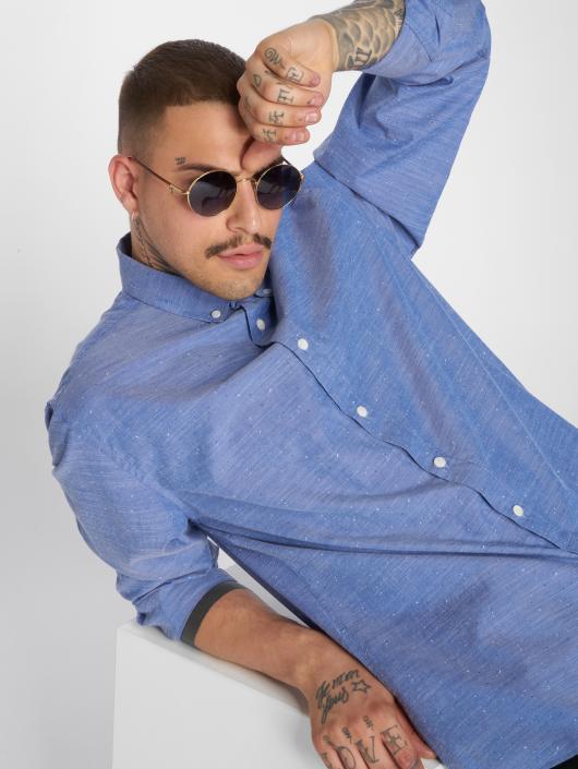 Solid Shirt Ohara blue