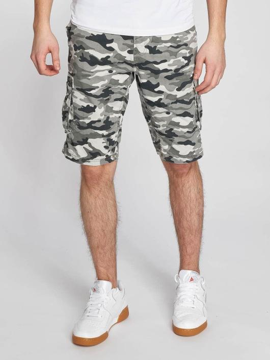 Solid Shorts Gael Camo camouflage