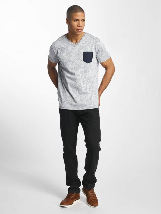 Solid T-paidat Kasen sininen