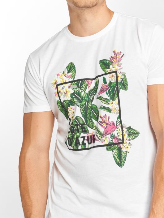 Solid t-shirt Otar wit