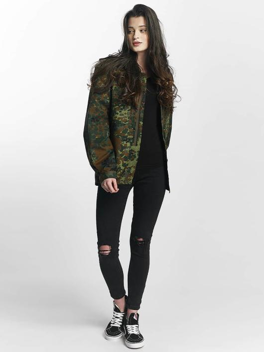 Soniush Veste mi-saison légère Fun camouflage
