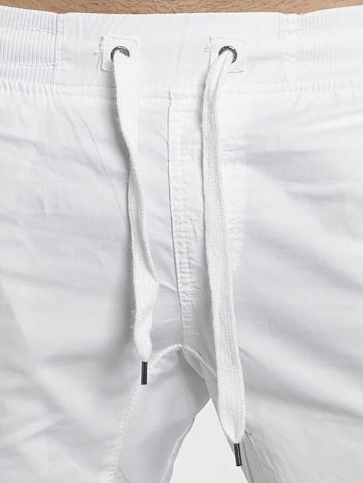 Southpole Šortky Jogger bílý