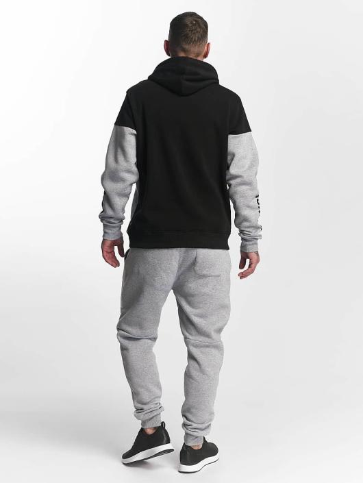 Southpole Jogging kalhoty Patch šedá