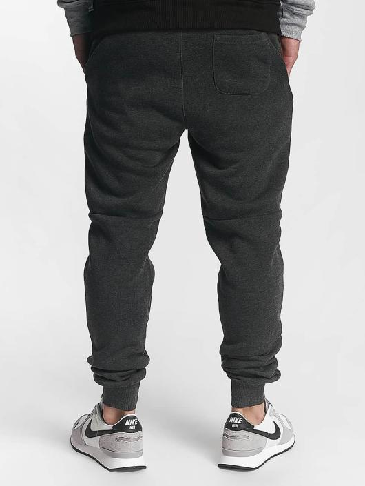 Southpole Jogging kalhoty Camo Block šedá