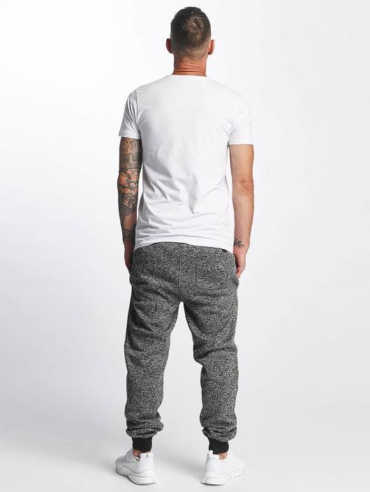 Southpole Jogging kalhoty Fleece šedá