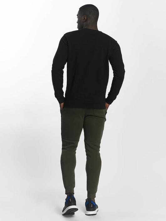 Southpole Jogging kalhoty Camo Block Fleece olivový