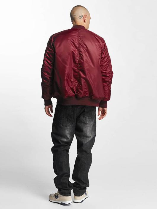 Southpole Letecká bunda Jack červený