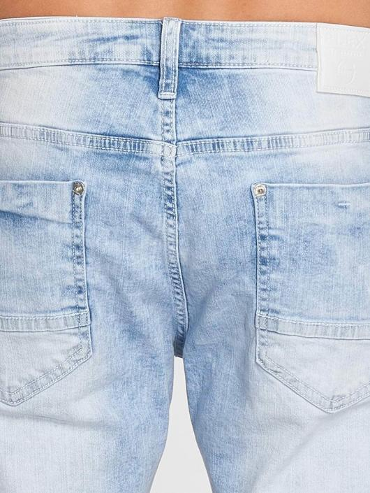 Southpole Short Denim blue