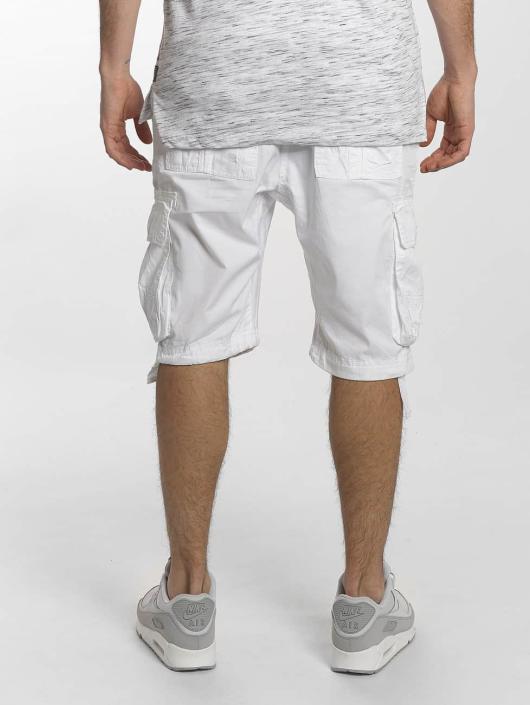 Southpole Shorts Jogger hvid