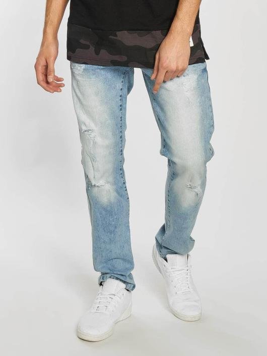 Southpole Skinny Jeans Ripped Stretch Denim blue