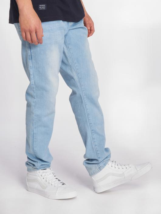 Southpole Slim Fit Jeans Flex Basic blå