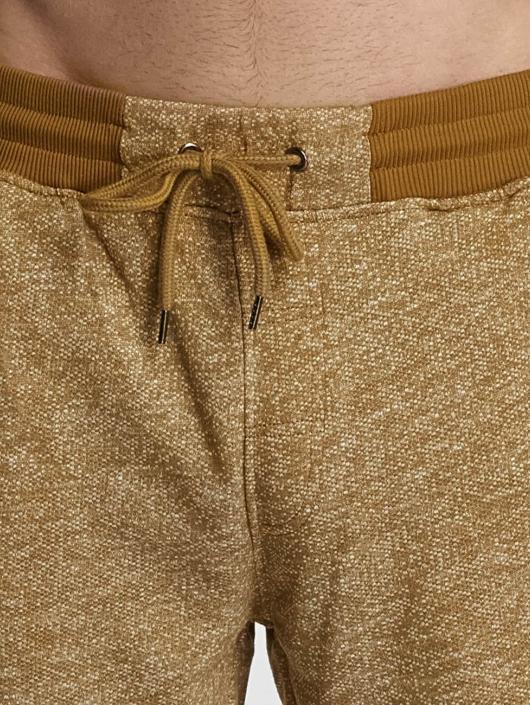 Southpole Spodnie do joggingu Sweat bezowy
