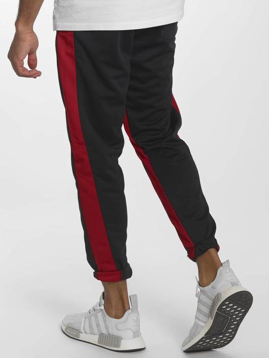 Southpole Spodnie do joggingu Contrast Side Panel niebieski