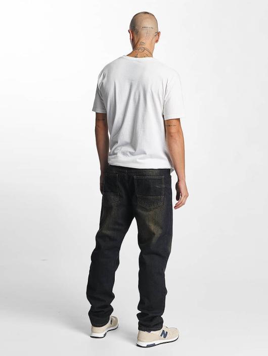 Southpole Straight Fit Jeans Slim čern