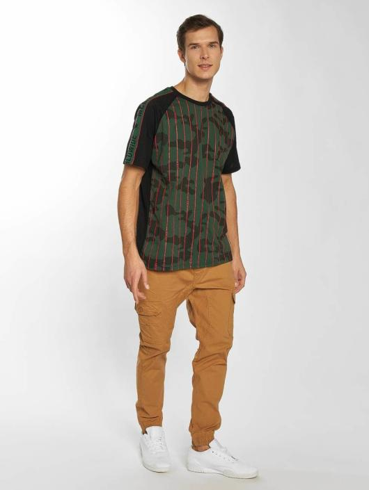 Southpole Sweat Pant Ripstop Stretch Cargo brown