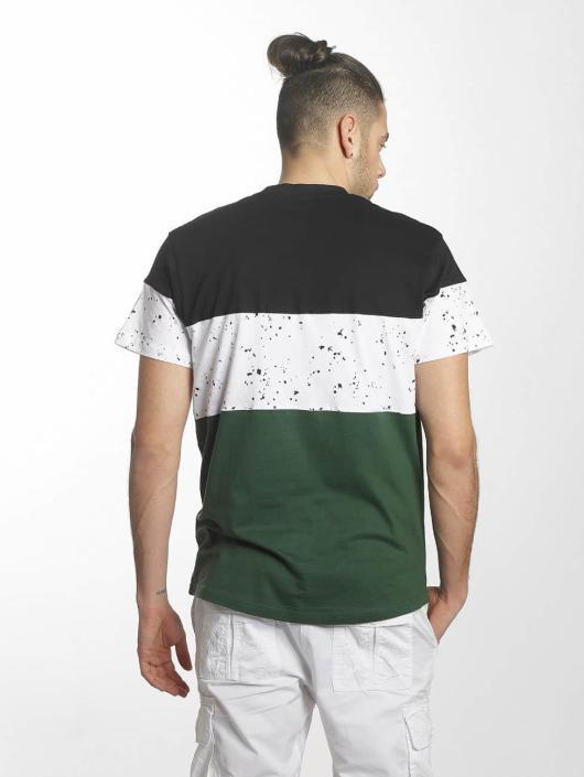 Southpole T-Shirt Run The Block green