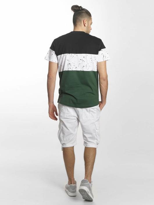 Southpole T-Shirt Run The Block grün