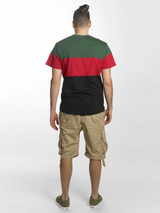 Southpole T-skjorter Run The Block svart