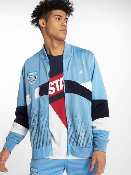 Staple Pigeon Lightweight Jacket Poly blue