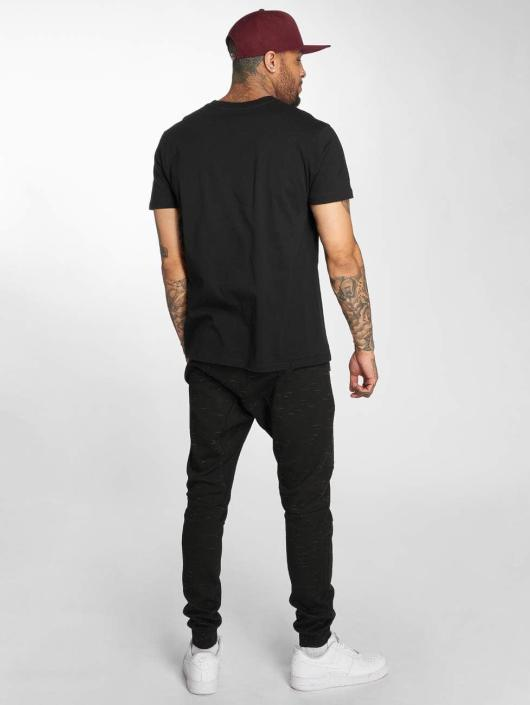 Staple Pigeon T-skjorter Pocket svart