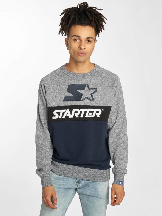 Starter Пуловер Jeter синий