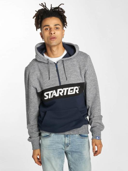 Starter Hoody Harper blau