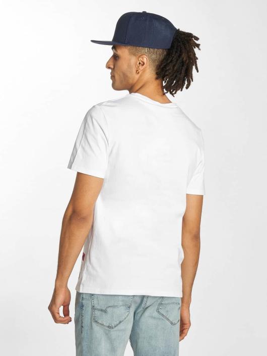 Starter T-paidat Carson valkoinen