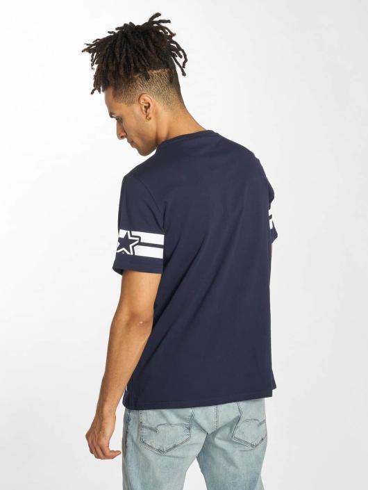 Starter T-Shirt Cracraft bleu