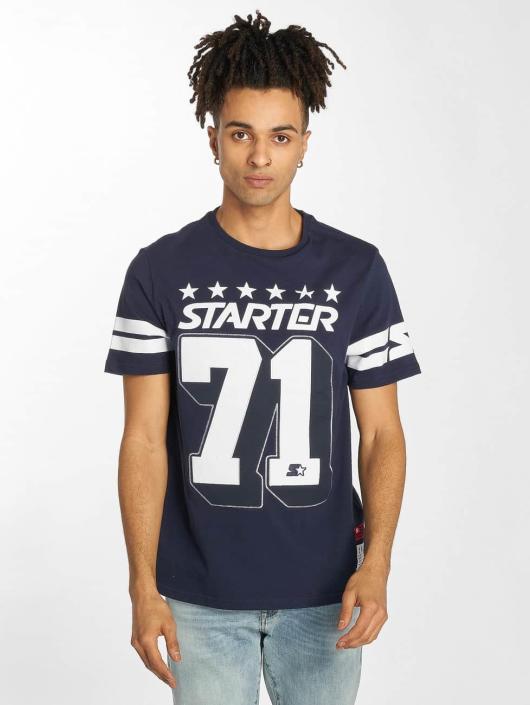 Starter T-Shirty Cracraft niebieski