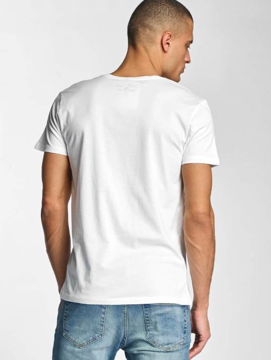 Stitch & Soul Camiseta Ibiza blanco