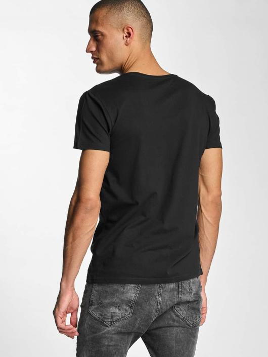 Stitch & Soul Camiseta Hang Around negro