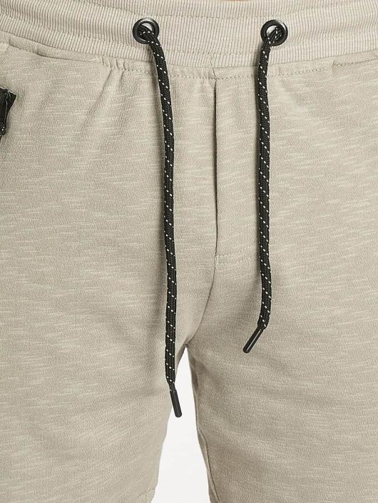 Stitch & Soul Short Sweat gray