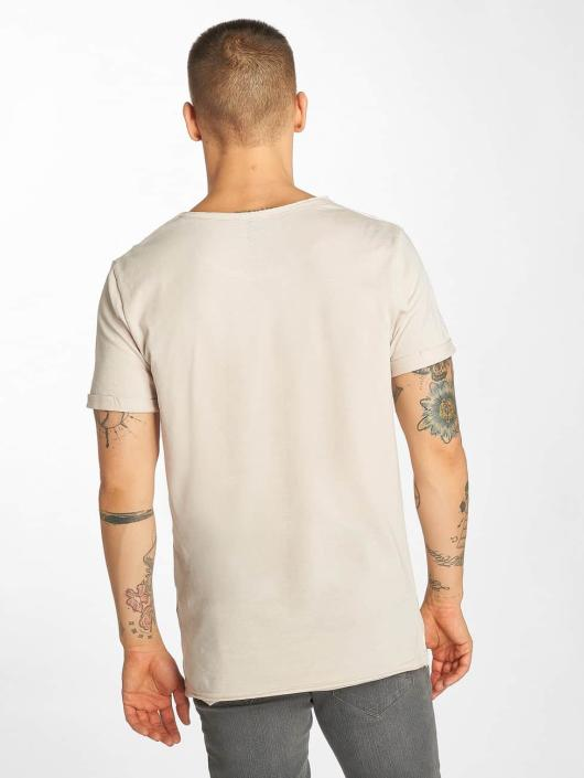 Stitch & Soul T-Shirt Beach beige
