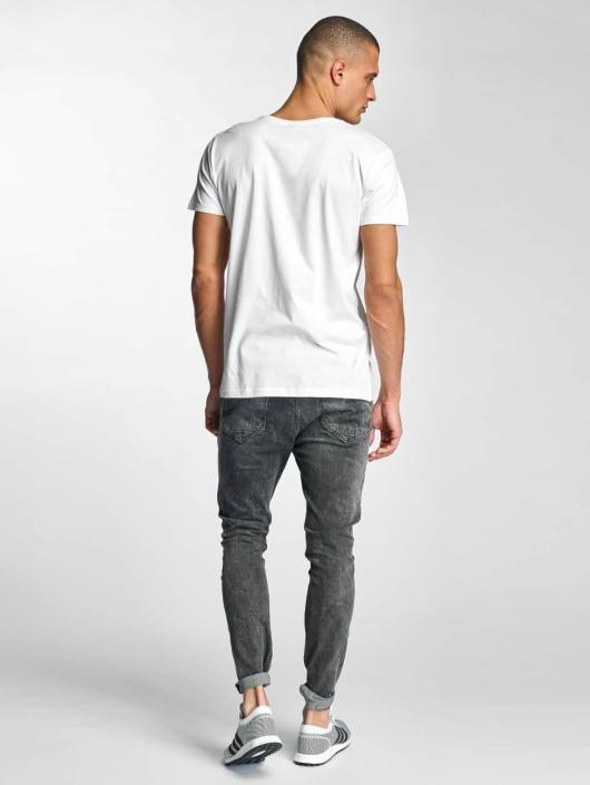 Stitch & Soul T-Shirt Hang Aroun blanc