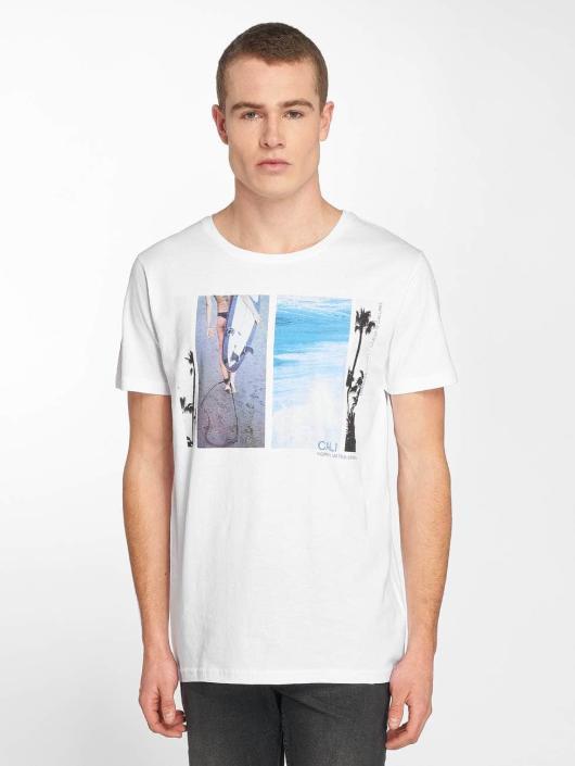 Stitch & Soul T-Shirt Cali blanc