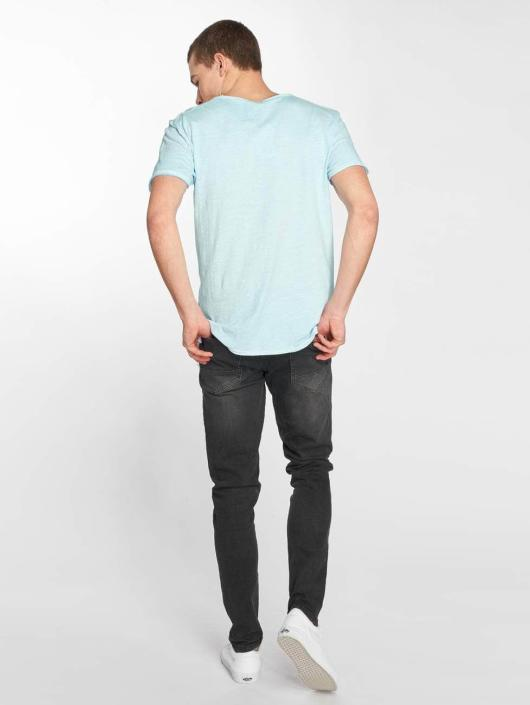 Stitch & Soul T-Shirt Basic bleu