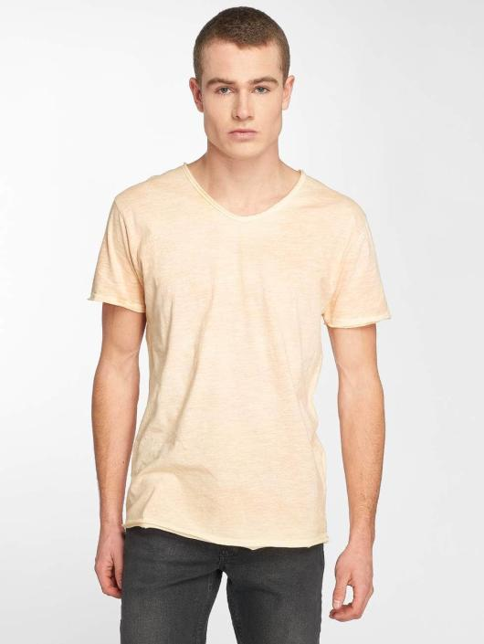 Stitch & Soul t-shirt Basic oranje